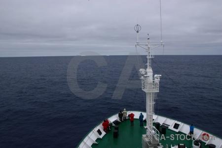 Antarctica cruise boat cloud akademik ioffe water.