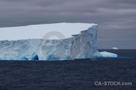 Antarctica cruise day 4 drake passage sky ice.