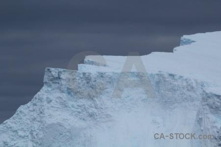 Antarctica cruise drake passage day 4 sky iceberg.