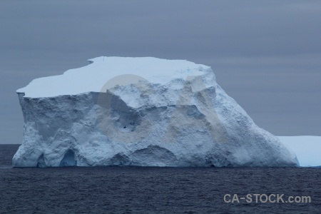 Antarctica cruise ice day 4 cloud iceberg.