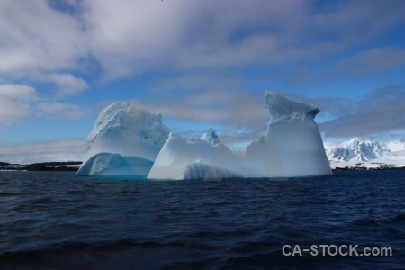 Antarctica cruise ice sea south pole antarctic peninsula.
