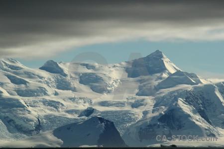 Antarctica cruise snow day 6 ice antarctica.