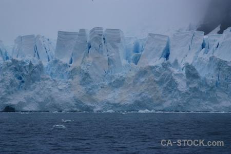 Antarctica cruise water sea antarctica glacier.