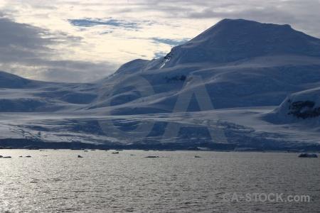 Antarctica ice antarctic peninsula sea water.