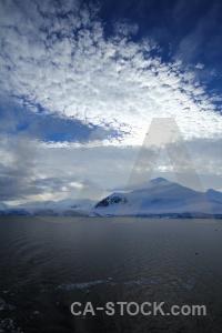 Antarctica mountain gunnel channel adelaide island antarctica cruise.