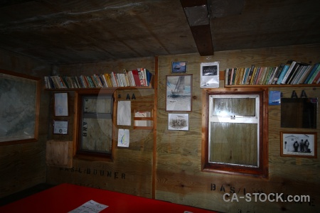Antarctica research station day 10 book historic.