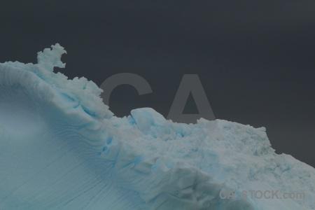 Antarctica storm ice cruise day 6.