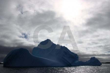 Antarctica water antarctica cruise day 8 sky.