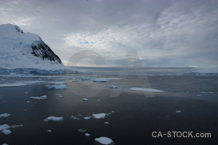 Antarctica water snowcap day 6 channel.