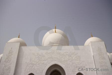 Arabic abu dhabi grand sky western asia.