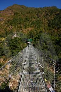 Araniko highway asia bridge nepal south.
