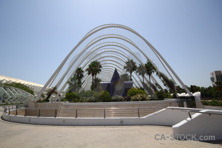 Architecture valencia art design modern.
