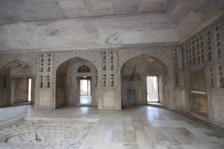 Archway agra south asia palace fort.