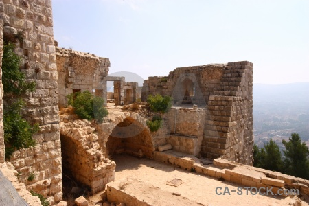 Archway historic ancient castle western asia.