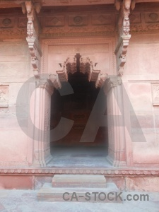 Archway jahangir palace asia building.