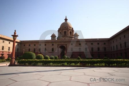 Archway sky delhi dome building.
