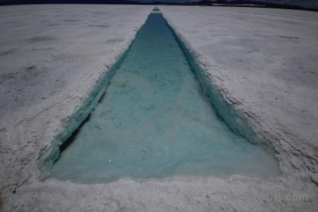 Argentina altitude salta tour water salt flat.