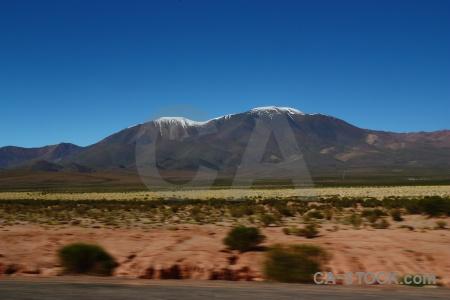 Argentina andes salta tour south america sky.