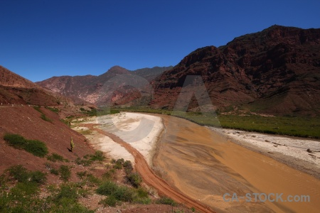 Argentina bush calchaqui valley sky quebrada de las conchas.