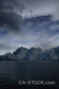 Argentina cloud perito moreno lake argentino sky.