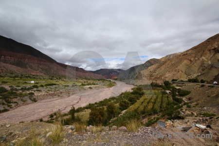 Argentina landscape south america salta tour mountain.