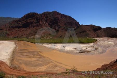 Argentina las conchas river water quebrada de cafayate rock.