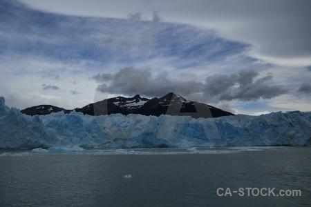 Argentina patagonia terminus water lake.