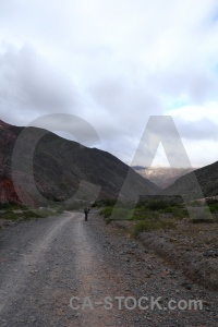 Argentina purmamarca mountain salta tour south america.