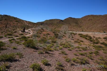 Argentina salta tour 2 landscape altitude south america.