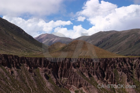 Argentina sky altitude salta tour valley.