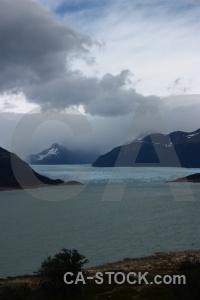 Argentina sky lago argentino lake patagonia.