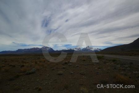 Argentina snowcap snow mountain patagonia.