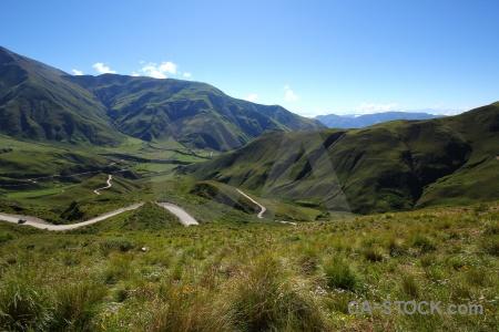 Argentina valley sky cuesta del obispo altitude.