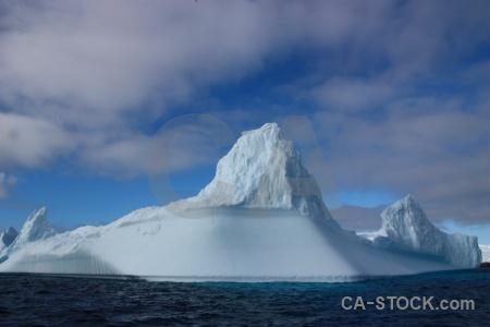 Argentine islands ice antarctic peninsula wilhelm archipelago antarctica.