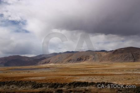 Arid asia himalayan sky friendship highway.