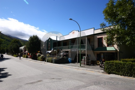 Arrowtown new zealand cloud road shop.