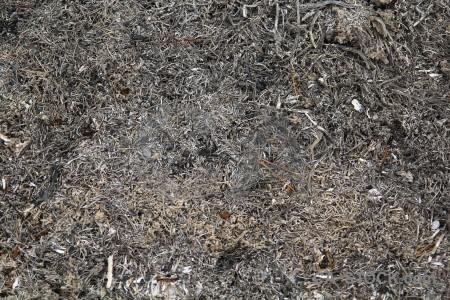 Ash texture europe spain burnt.