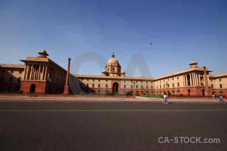 Asia archway dome rashtrapati bhavan column.