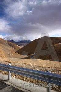 Asia arid plateau sky dry.