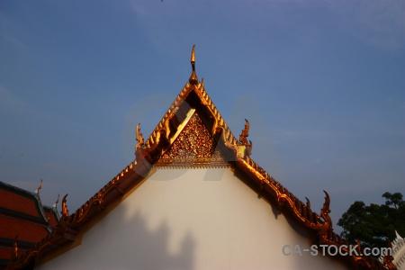 Asia bangkok southeast temple wat arun.