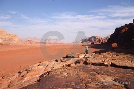 Asia bedouin middle east jordan landscape.