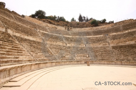 Asia block middle east roman theatre.