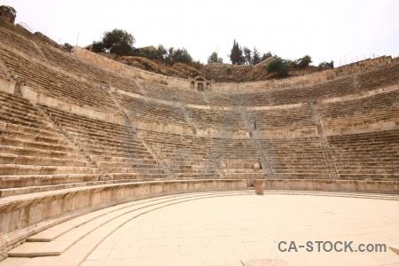 Asia block middle east roman theatre.