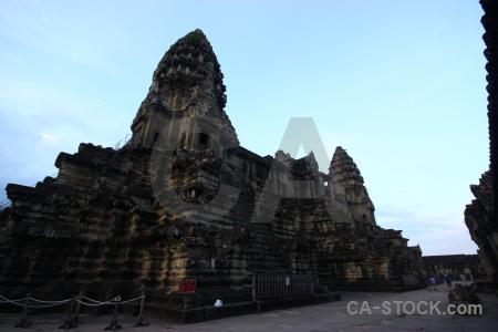 Asia block ruin cambodia unesco.