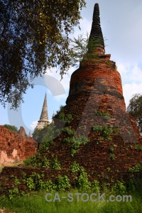 Asia buddhism brick sky unesco.