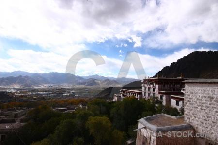 Asia buddhist east tibet china.