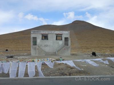 Asia building gyatchula sky desert.