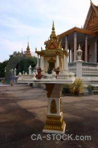 Asia cambodia railing preah vihear keo morakot column.
