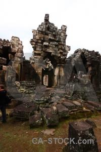 Asia cambodia siem reap buddhist buddhism.