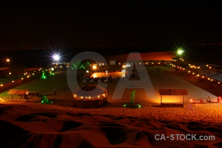 Asia camp middle east uae desert.